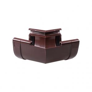 Угол внутренний Profil W 110° 130 мм коричневый