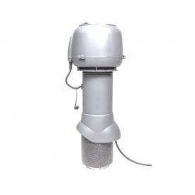 Вентилятор VILPE E120 P 125х500 мм светло-серый