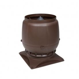 Вентиляционный выход VILPE S-250 250 мм коричневый