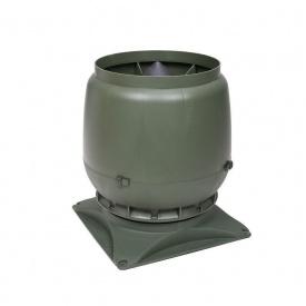 Вентиляционный выход VILPE S-250 250 мм зеленый