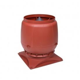 Вентиляционный выход VILPE S-250 250 мм красный
