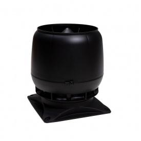 Вентиляционный выход VILPE S-160 160 мм черный