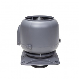 Вентиляционный выход VILPE S-125 125 мм серый