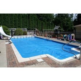 Летняя пленка для бассейна 500 мкм