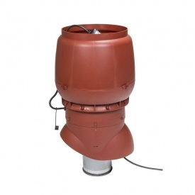 Вентилятор VILPE XL E220 P 160х500 мм красный
