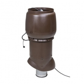 Вентилятор VILPE XL E220 P 160х700 мм коричневый