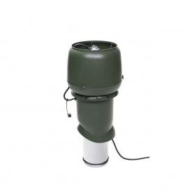 Вентилятор VILPE E220 P 160х500 мм зеленый