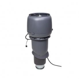 Вентилятор VILPE E190 P 125х500 мм серый