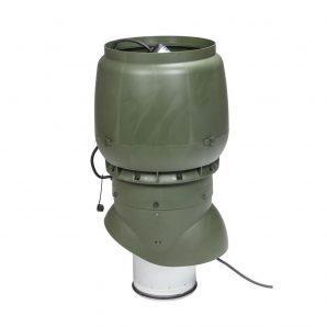 Вентилятор VILPE E310 P 200х500 мм зелений