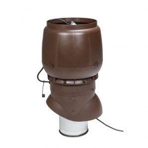 Вентилятор VILPE E250 P 200х500 мм коричневий