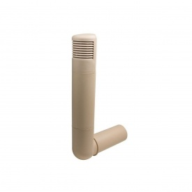 Цокольний дефлектор VILPE ROSS 160 мм бежевий