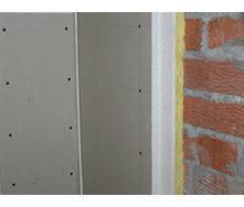 Звукоизолирующая панельная система ЗИПС Вектор начального уровня 600x1200x40 мм