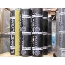 Рулонный материал Шуманет 100-Комби 10x1 м