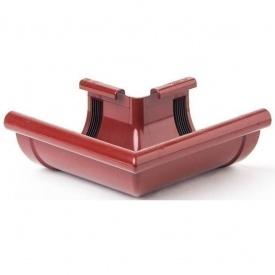Кут внутрішній Profil W 90° 130 мм червоний