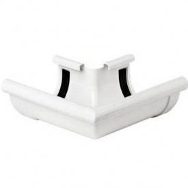 Кут внутрішній Profil W 90° 90 мм білий