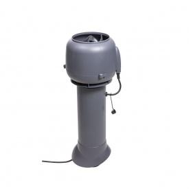 Вентилятор VILPE ЕСо110Р/110/700 110х700 мм серый