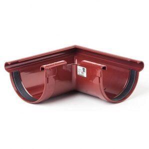 Кут зовнішній Profil Z 90° 130 мм червоний