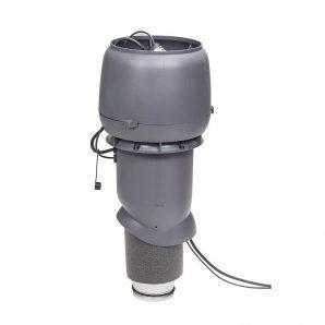 Вентилятор VILPE EСo 190 P 125х500 мм сірий