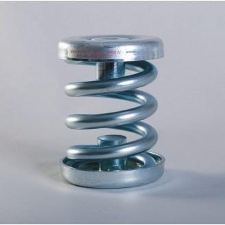 Стальной пружинный виброизолятор Isotop SD 1