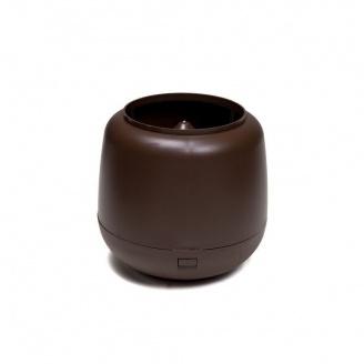Колпак VILPE 110 мм коричневый