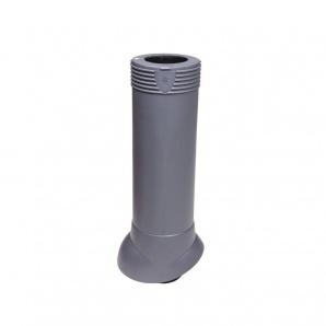 Вентиляційний вихід каналізації VILPE 110/ІЗ/500 110х500 мм сірий