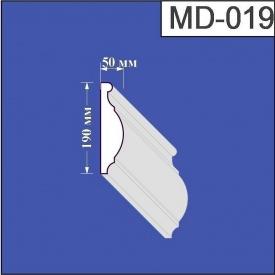 Молдинг из пенополистирола Валькирия 50х190 мм (MD 019)