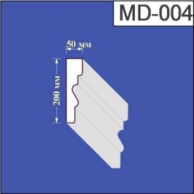 Молдинг из пенополистирола Валькирия 50х200 мм (MD 004)
