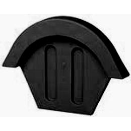Заглушка конька VILPE TIILI черная 33