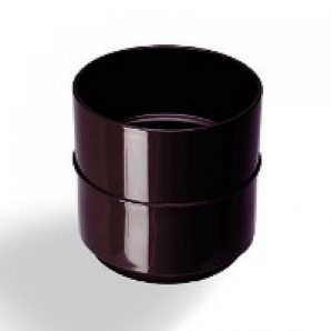 Муфта Wavin Kanion 110х51х51 мм коричнева
