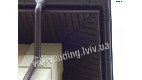 Софит для підшивки даху