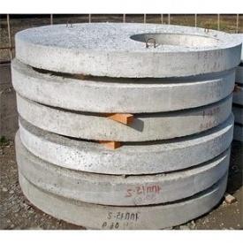 Бетонная плита перекрытия на колодец ПП 20-2 2200х160 мм