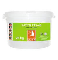 Силикатная штукатурка SATYN PTS-46 25 кг белая