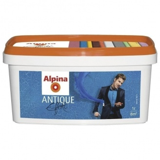 Лак декоративный Alpina Antique Effekt 1 л