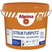 Структурная штукатурка Alpina EXPERT R 20 16 кг