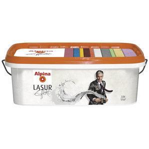 Лазурь Alpina Lasur Effekt Gold 2,5 л