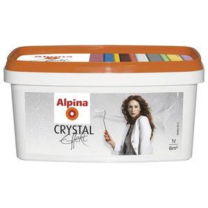 Лазурь Alpina Crystal Effekt Gold 1 л