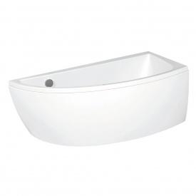 Ванна асиметрична з кріпленням права Cersanit NANO 140х75 см (S301-061)
