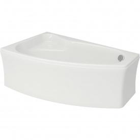 Ванна ассиметричная с креплением левая Cersanit SICILIA NEW 150х100 см (S301-095)