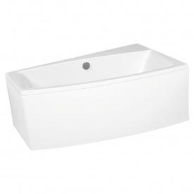 Ванна асиметрична з кріпленням права Cersanit VIRGO 140х90 см (S301-069)
