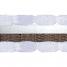 Тонкий матрац FUTON модель FUTON 4 на диван 145х180 см
