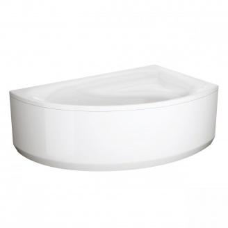 Ванна асиметрична з кріпленням права Cersanit MEZA 160х100 см (01008)