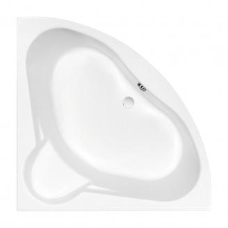 Ванна симетричная с креплением Cersanit VENUS 140х140 см (S301-013)