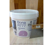 Двухкомпонентный полиуретановый клей для паркета Bona R-777 14 кг