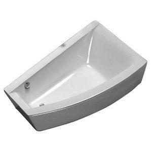 Ванна асиметрична права KOLO CLARISSA 170х105 см