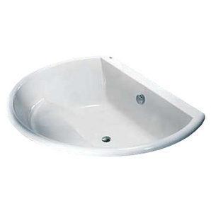 Ванна овальная KOLO FURORA 165х130 см