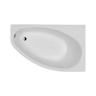 Ванна асиметрична права KOLO ELIPSO 140х100 см