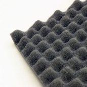 Декоративна акустична плити Mappysil 350 Pyramid 1000x1000x70 мм