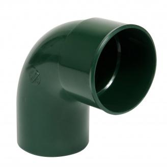 Відвід одномуфтовий Nicoll 25 ПРЕМІУМ 87° 80 мм зелений