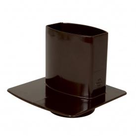 Каналізаційний перехідник Nicoll 28 OVATION коричневий