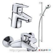 Набор смесителей KLUDI D-VISE 3 в 1